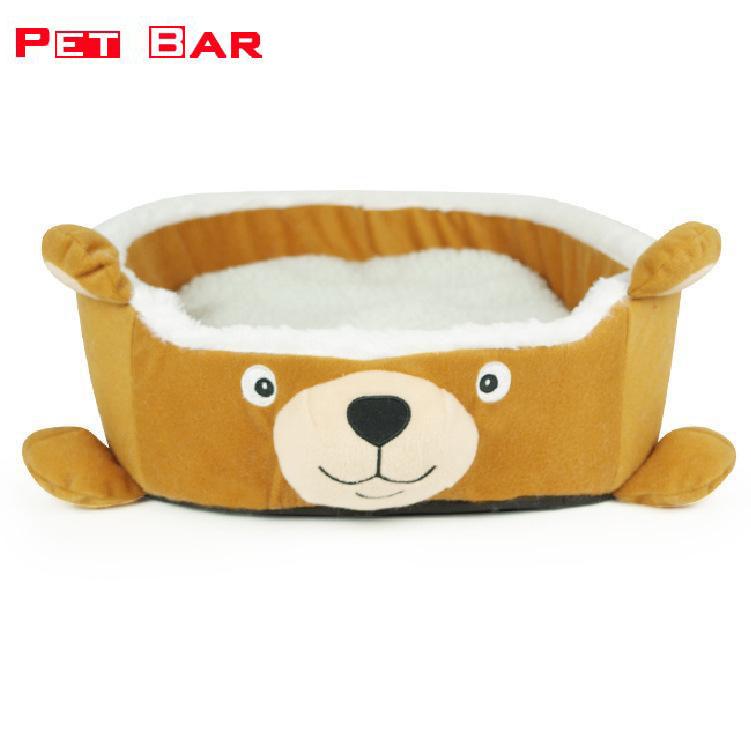2015 Fashion Animal Model Big Dog Beds Pet House Luxury Pet Sofa Large Dogs Room Kennel Cat Bed Cama Para Cachorro XL GC-21-bear(China (Mainland))