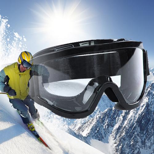 High Grade Fashionable Skiing Eyewear Goggles High Tensile Material Snowboard Glasses Men Women Anti-wind Outdoor Goggle BW107(China (Mainland))