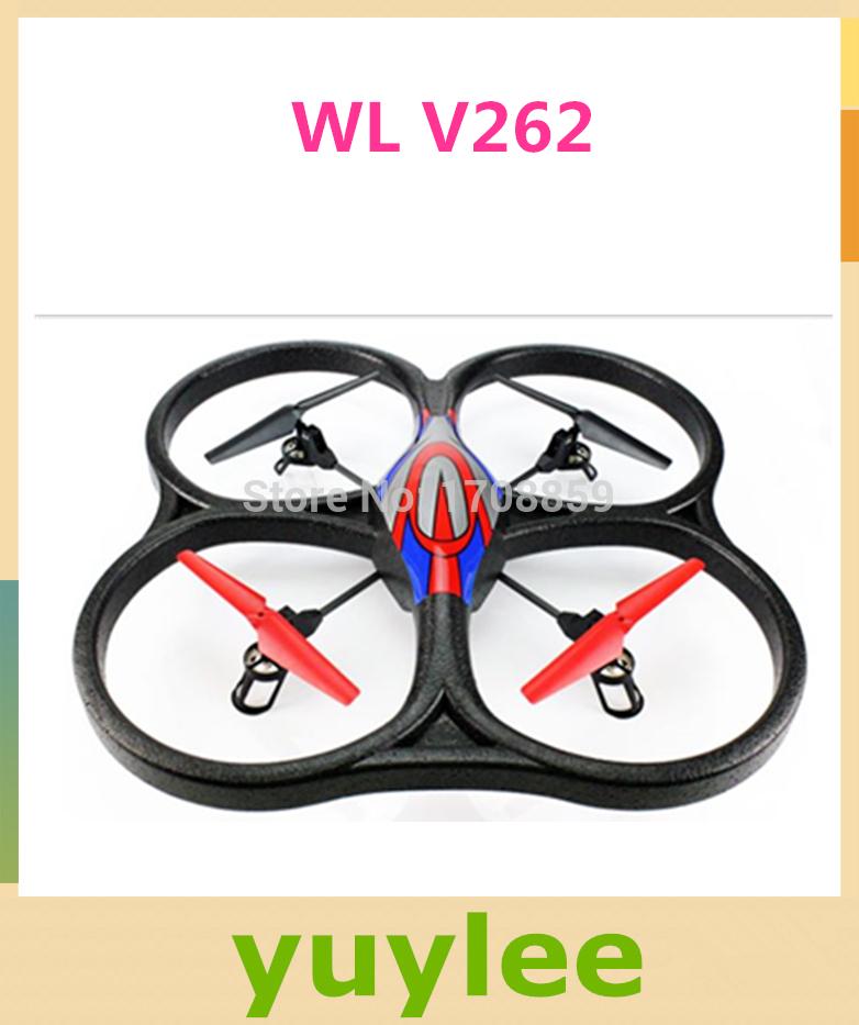 WL Toys 51CM Biggest 2.4Ghz 6-Axis GYRO RC Quadcopter& Parrot AR.Drone 2.0 WL V262 X30v with camera Quadcopter(China (Mainland))