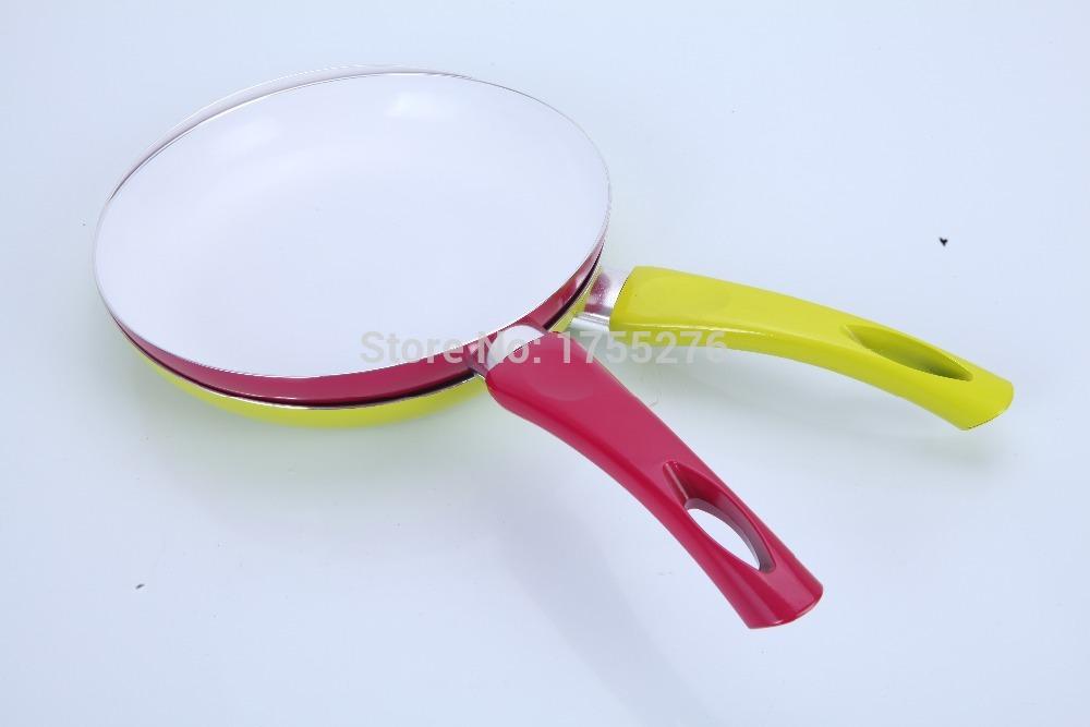 24cm aluminum fry pan with ceramic coating(China (Mainland))