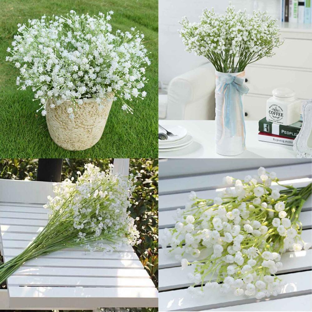 decoracao casamento gypsophila : decoracao casamento gypsophila:Artificial Baby Breath Flowers