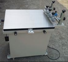 Screen Printing Machine,Precision Manual Printer,Print Table,PCB,L600*W500,1 Color/Workstation,Print Textile Glass Metal Ceramic