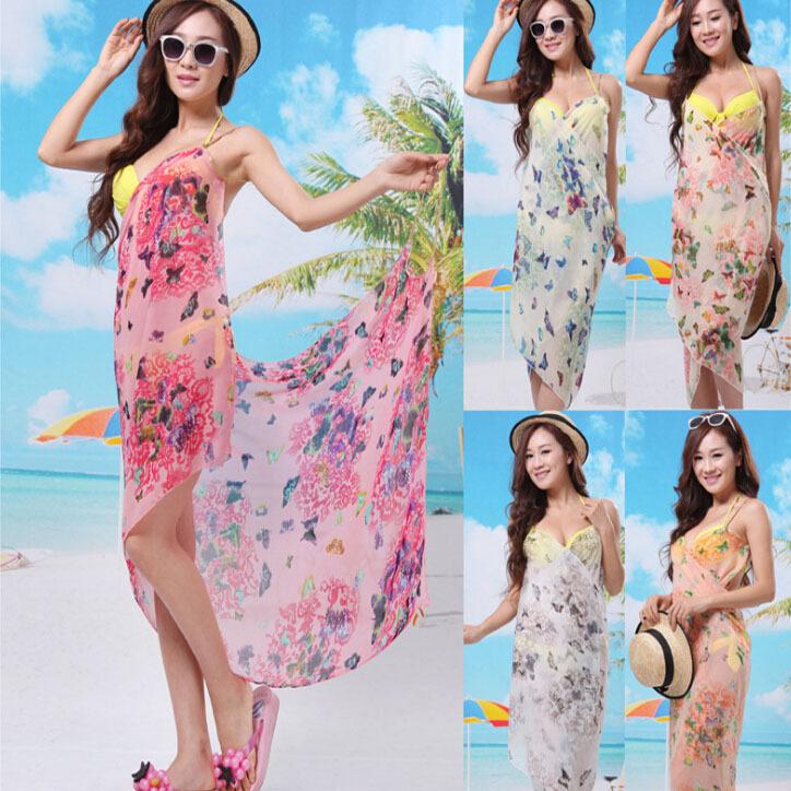 Женская туника для пляжа Brand cover-ups 2015 0233