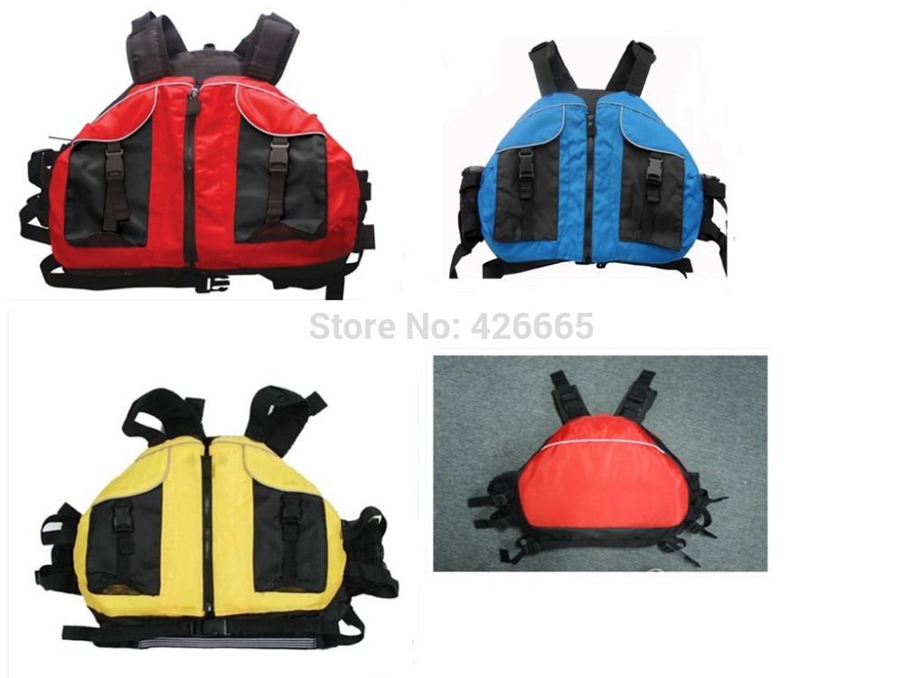 water sports buoyancy aids PFD,kayak jacket ,rafting,sailing,canoeing kayak inflatable boat drifting life jacket life vest(China (Mainland))