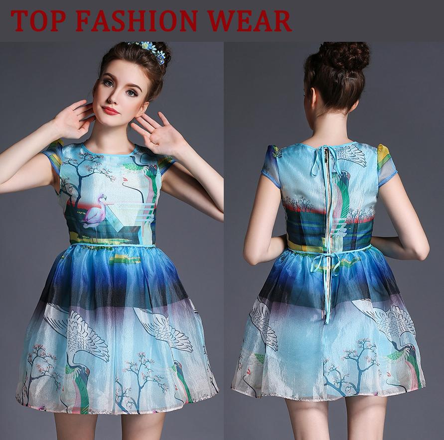 цена Женское платье BL 2015 Elegent 3XL 4XL 5XL BL276 онлайн в 2017 году