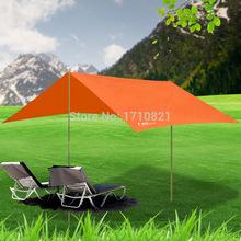 Flytop завод прямой открытый козырек от солнца навес палатка навес беседка пикник расширение