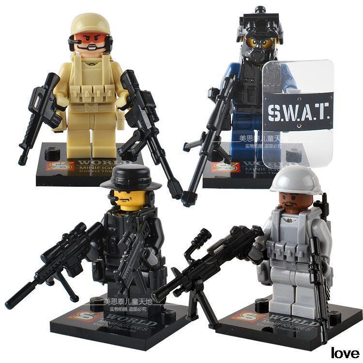 Swat Team Shields Sy168 Navy Seal Team Swat Army