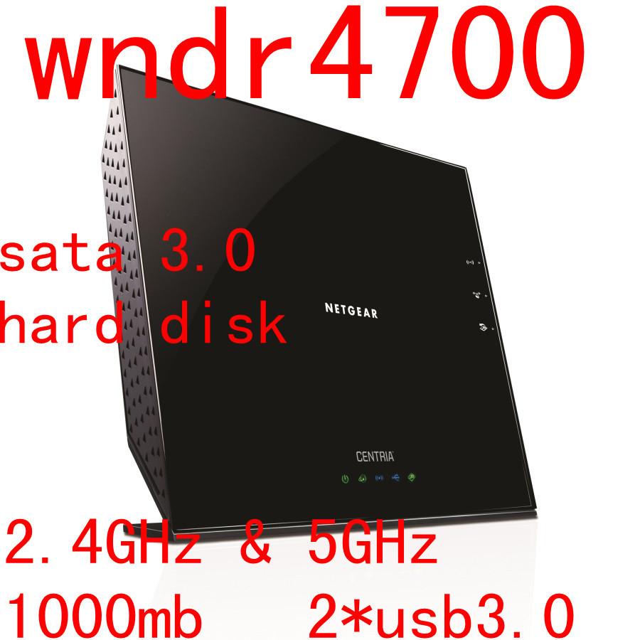 Новый wndr4700 900 м 2.4 г 5 г wi-fi би-частота 1000 МБ гигабитный беспроводной маршрутизатор usb3.0 nas функция 5 г 11ac wi-fi маршрутизатор