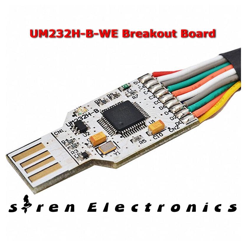 1 pcs x UM232H-B-WE Video IC Development Tools Video Module No Display ***NEW PRODUCT*** FREE SHIPPING!(China (Mainland))