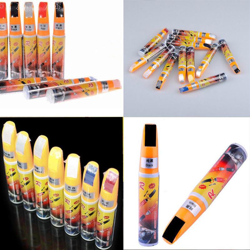 1pcs/lot Pro Car Paint Repair Pen Clear Scratch Painting Defect Remover Pen Simoniz Clear Coat Applicator High Quality free ship(China (Mainland))
