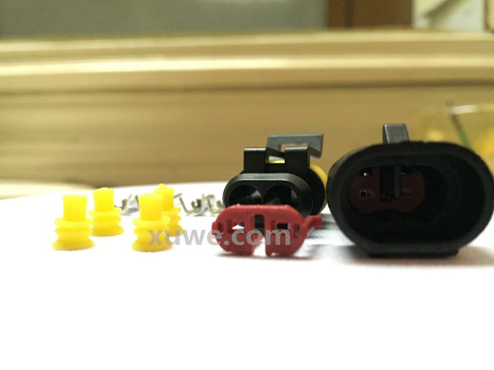 Sealed Connector Automotive Plug Automotive Connectors