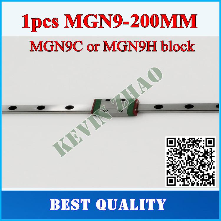 Линейные направляющие MUX 9 MGN9 L = 200 + MGN9c MGN9h CNC X y Z MGN9C/H линейные направляющие mux 9 mgn9 l 400 mgn9c mgn9h cnc x y z mgn9c h
