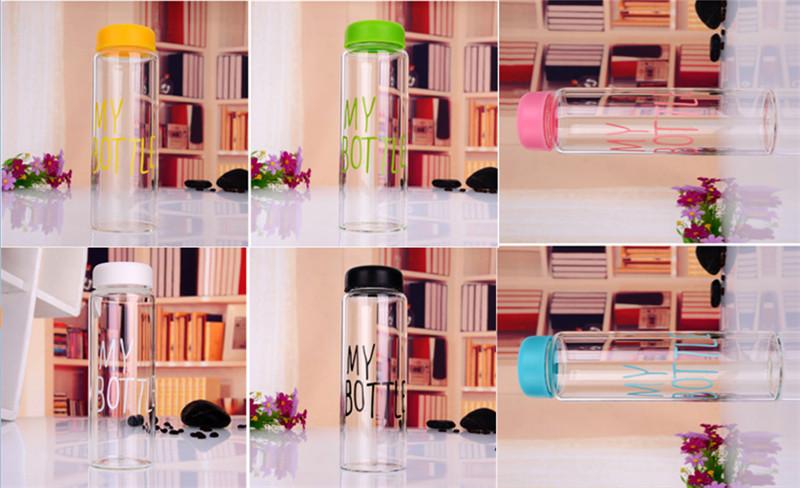 Бутылка для воды Others 500 6 HG-257 бутылка для воды others 2015 400