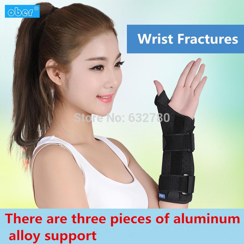Ober Medical Wrist Thumb fracture Wrist posture corrector arm wrist splint brace arm protectors supports wrist rest(China (Mainland))