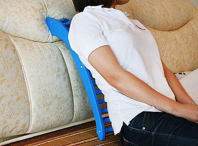 Lumbar Spine Back Massage Cushion Health Massage Tool Office Home Massager(China (Mainland))