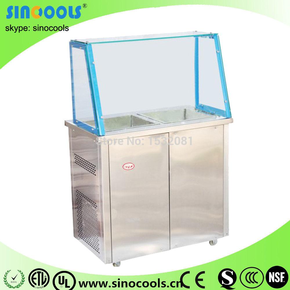 Good performance Fried ice cream machine/fried ice pan machine with CE CF-82(China (Mainland))