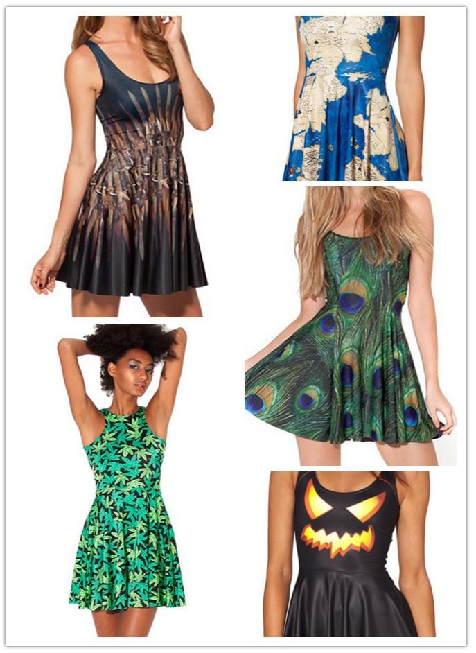 Женское платье Dear-lover Vestido estampado 2015 LC21185 LC21188 LC21189 женское платье dear lover vestido estampado 2015 lc21185 lc21188 lc21189