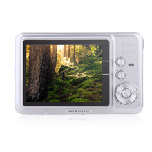 "CDFE 1280 * 720 HD Digital Camera 18MP 2.7"" TFT 8x Zoom Smile Capture Anti-shake Mini Digital Video Camcorder(China (Mainland))"