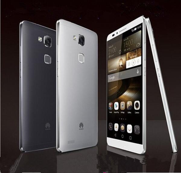 Мобильный телефон Huawei Ascend 7 4G LTE 4.4 mtk6595 5,5 мобильный телефон huawei ascend p6 u06 p6s dual sim 4 7 2 16 gps wcdma google play multi
