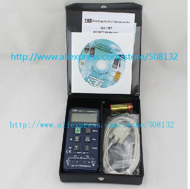Инструменты измерения и Анализа TES/1307 K/J tes1307 TES-1307 mary tes w15102142288