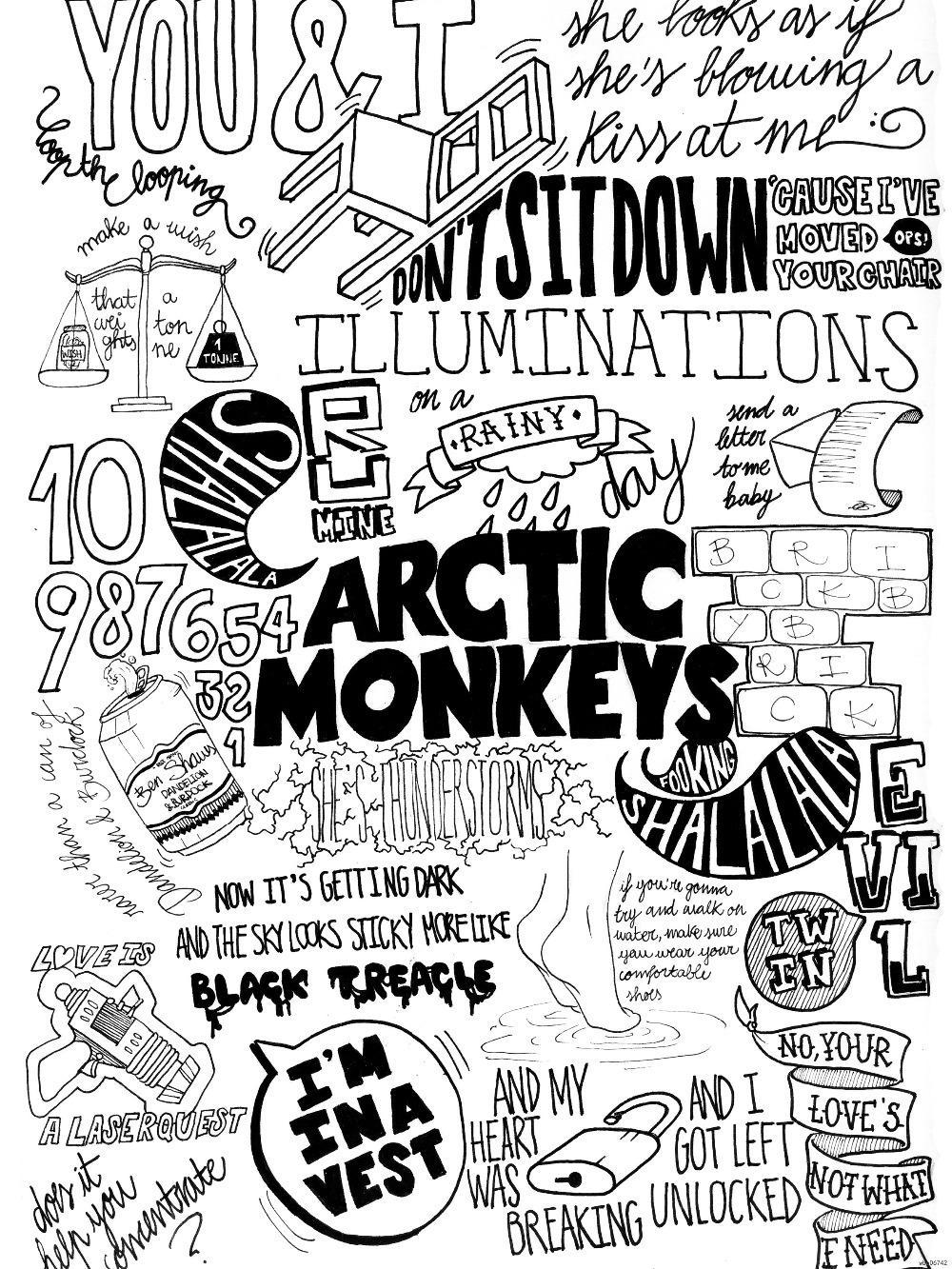 Черно белые плакаты