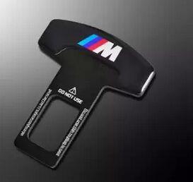 Metal Belt buckle case FOR BMW X1 X3 X5 E36 E39 E46 E30 E60 E92 M3 M4 M5 M6 F01 F02 F03 F04 F10 F11 F12 F13 F25(China (Mainland))