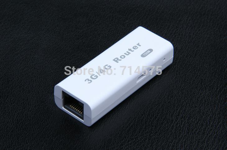 2014 New10PCS/Lot Portable Mini Wireless wifi Router 3G Hotspot RJ45 150Mbps Wifi Hotspot support 3G USB modems(China (Mainland))