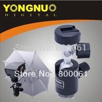 360  Swivel Flash Shoe Umbrella Holder Bracket C Type