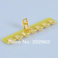 Free Shipping 10pcs/Lot Terminal Strip 7 Lug Point to Point Tube Amplifier DIY
