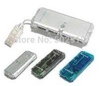 USB 2.0 4 Port USB  HUB  Real USB 2.0 Hi-Speed