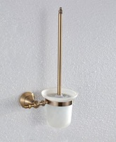 Toilet Brush Holder  ( Glass cup is not included) - Wholesale - Free Shipping (1413New)