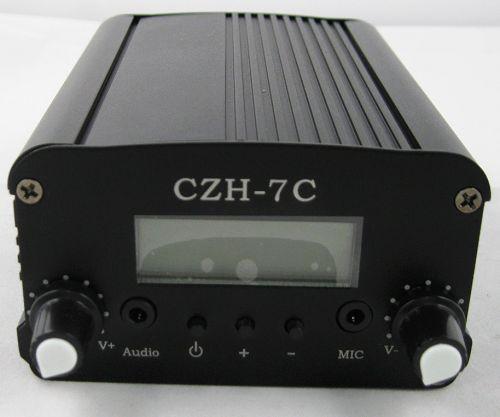 fmuser 2 pcs / lot 7W V5.0 FM stereo PLL broadcast transmitter Cheap(China (Mainland))