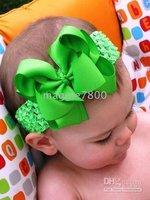 hair bow hairbows hairband hair band head band headband  crochet headband 120pcs/lot