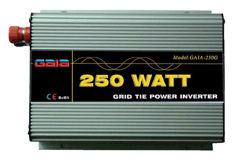 250W grid tie inverter solar power DC 10.8V-30V to AC 100V 110v 120v 220v 230v 240v SWITCH(China (Mainland))