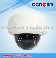 Good quality 1/3 SONY 600TVL Security vandalproof camera on wholesale and retail