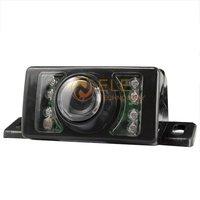 7 IR LED Night Vision Waterproof Car Rear car reverse camera for monitor