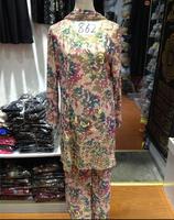 2010 silk with big black edge sleeve muslim abaya ,kaftan/robe AY01