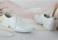1 pair/lot Bridegroom New Classic Fashion Noble Style Exquisite Design Evening/Wedding/Party Shoes MG-029