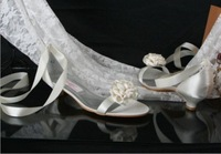 1 pair/lot Bridal Latest Fashion Summer Style Exquisite Design Evening/Wedding/Party Sandals ML-005