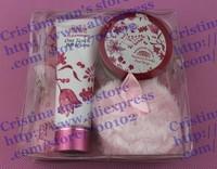10SET/LOT ! Free shipping DODO BB Cream Loose Powder Puff Makeup set Wholesales