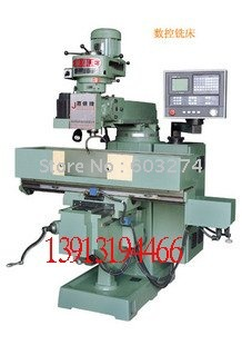 Simple economics CNC milling machine(China (Mainland))