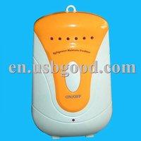 refrigerator air ionizer , fridge freshness, refrigerator deodorizer