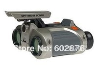 Freeshipping  Night Scope Binoculars with Pop-up Light Night Vision