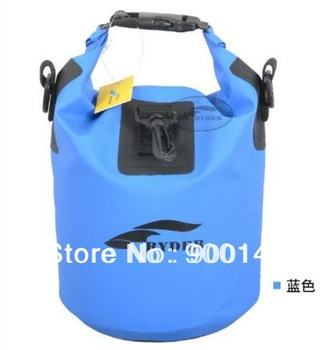 New 5L Dry bag Waterproof Bag for Kayak Canoe Rafting Camping Blue Red for Hiking traveling water sports bag waterproof pouch