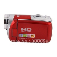 "Free Shipping(DHL)  for Max.16MP digital video camera with 8X digital zoom and 3.0"" 270 degree rotation"