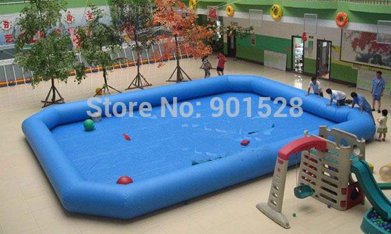 Inflatable water pool water walk ball pool inflatable air big PVC pool(China (Mainland))