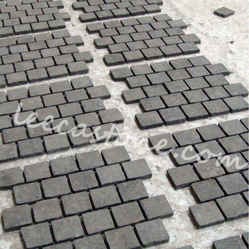 online kaufen gro handel granite cobbles aus china granite. Black Bedroom Furniture Sets. Home Design Ideas