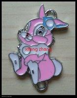 100 pcs/lot Free shipping enamel pendant
