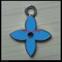 100 pcs/lot Free shipping enamel pendant(cross)