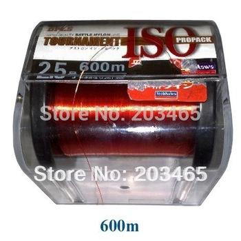 Free shipping & brand New!  High Quality DongLi Nylon Fishing Line F600 Mt. 600(2.5#)